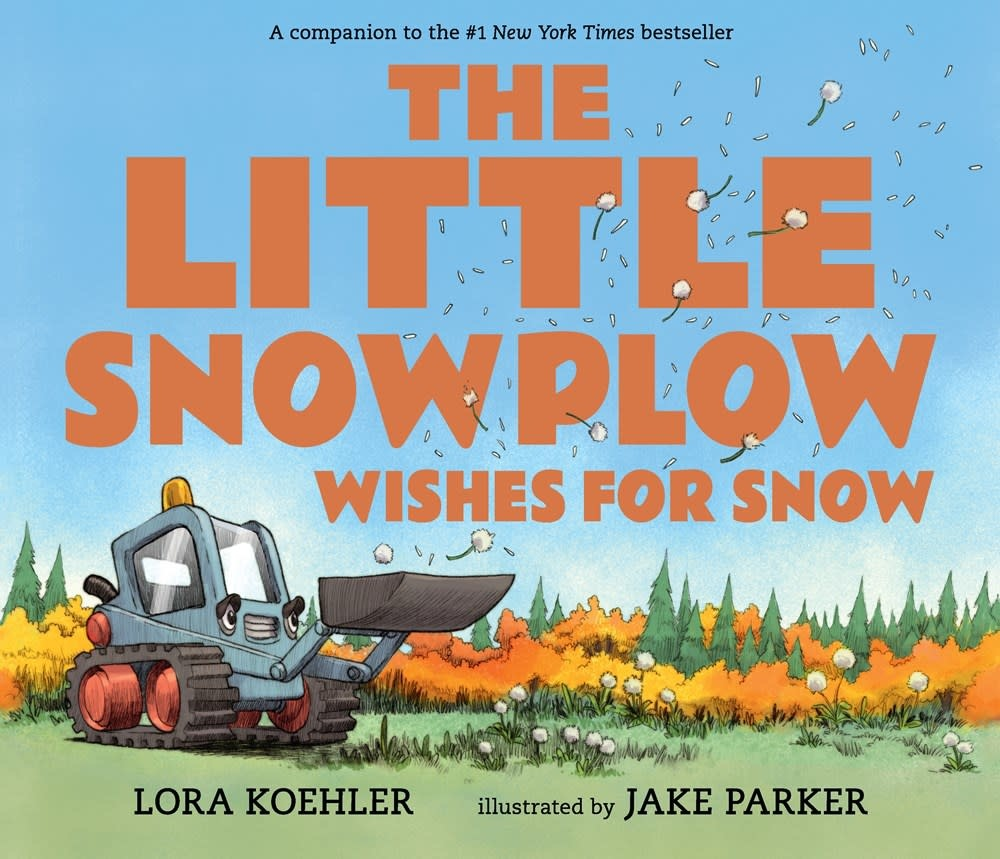 Candlewick The Little Snowplow: Wishes for Snow