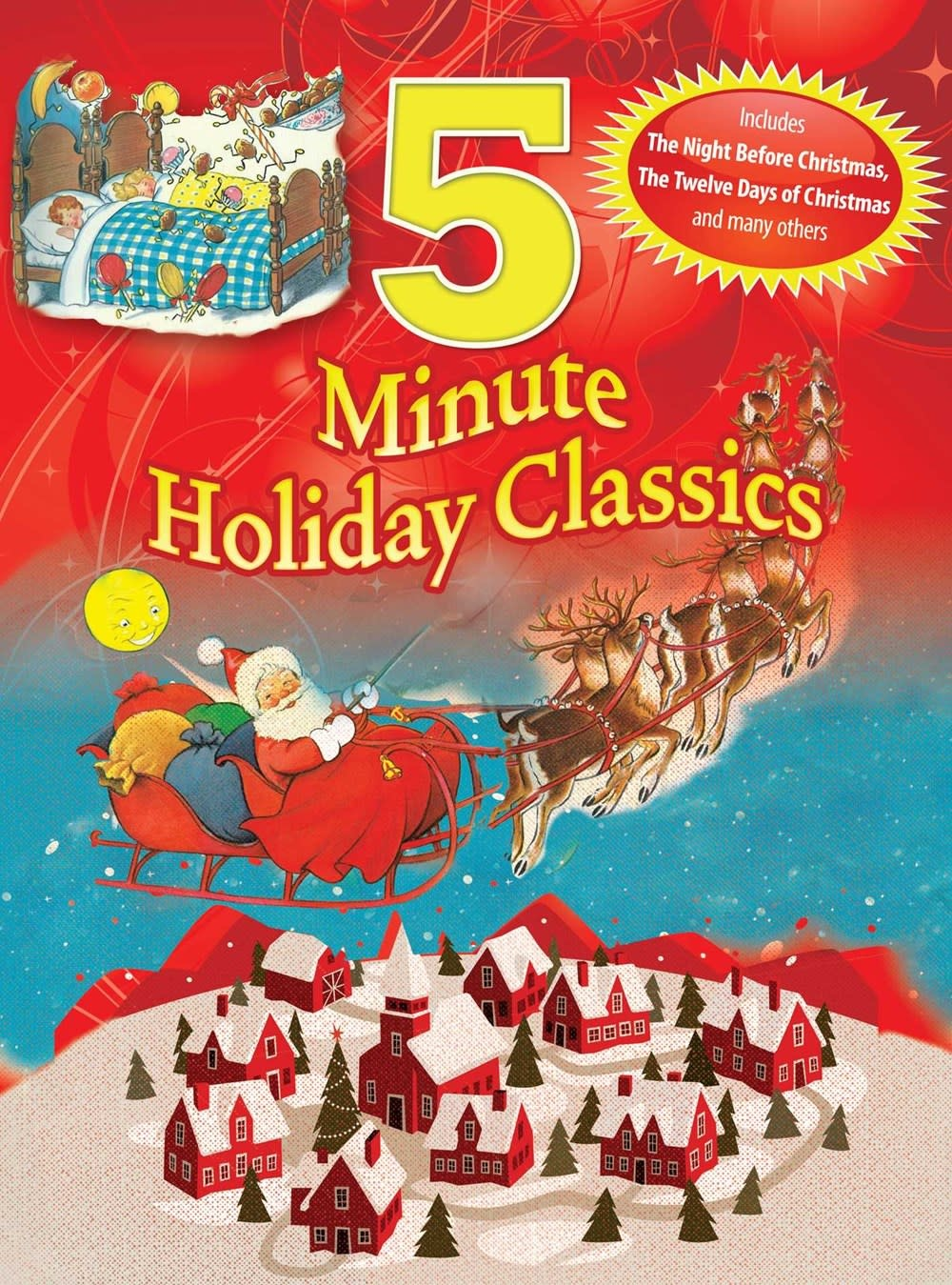 Racehorse for Young Readers 5-Minute Holiday Classics
