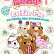 little bee books Smooshy Mushy: Cutie Pie (Sticker + Coloring Book)