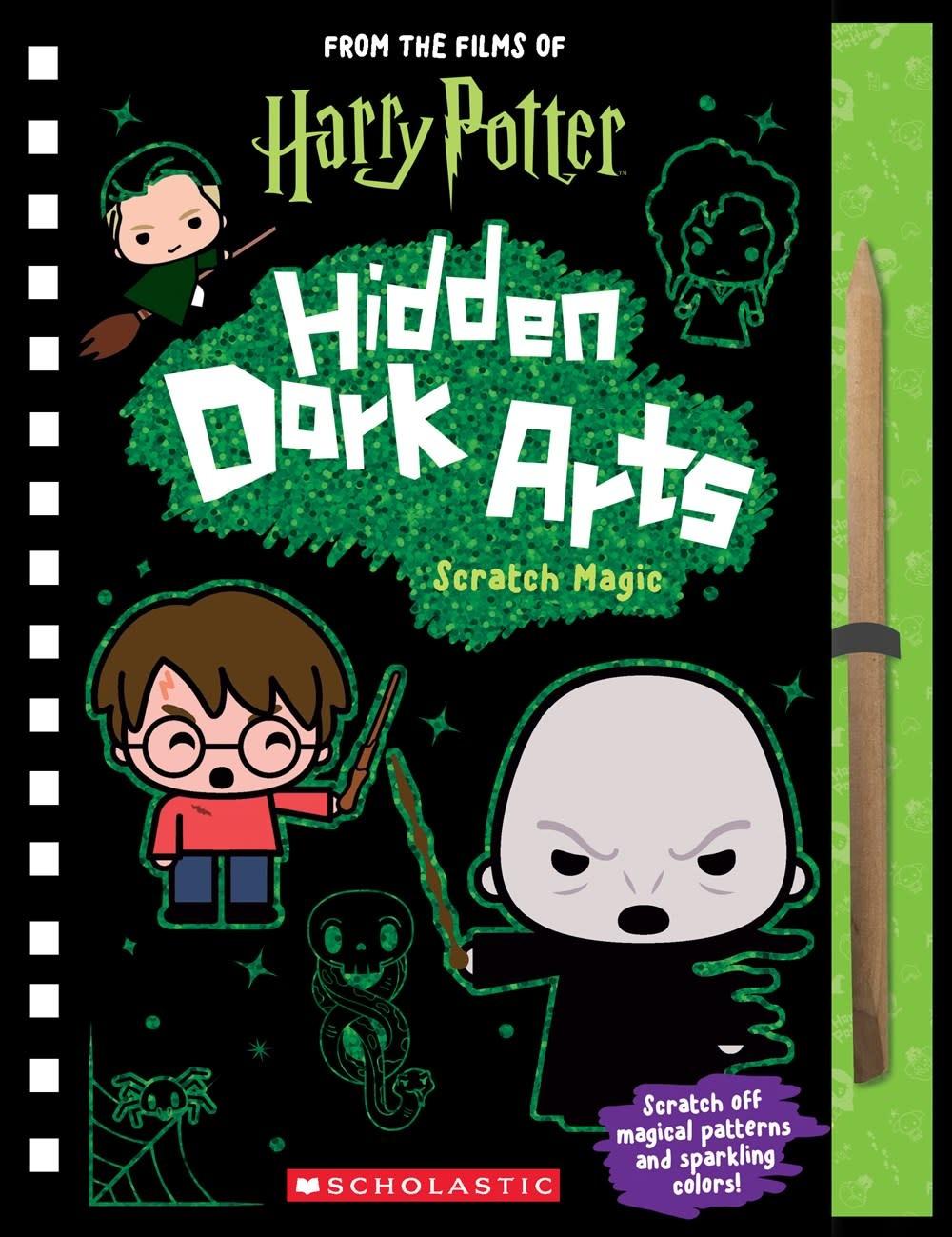Scholastic Inc. Harry Potter: Hidden Dark Arts: Scratch Magic