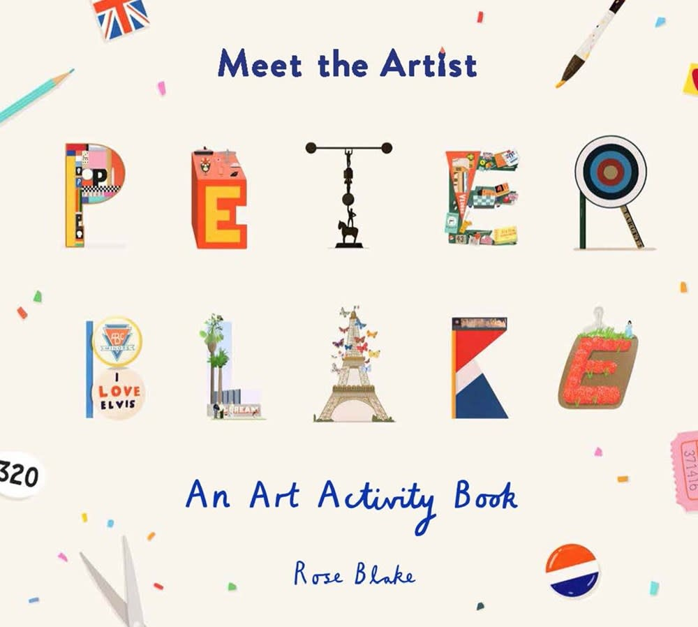 Tate Publishing Meet the Artist: Peter Blake