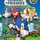 Penguin Young Readers Licenses Sonic the Hedgehog: Sonic & Friends (Sticker Activity Book)