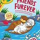 little bee books Crayola: Friends Furever (Complete the Scenes Coloring)