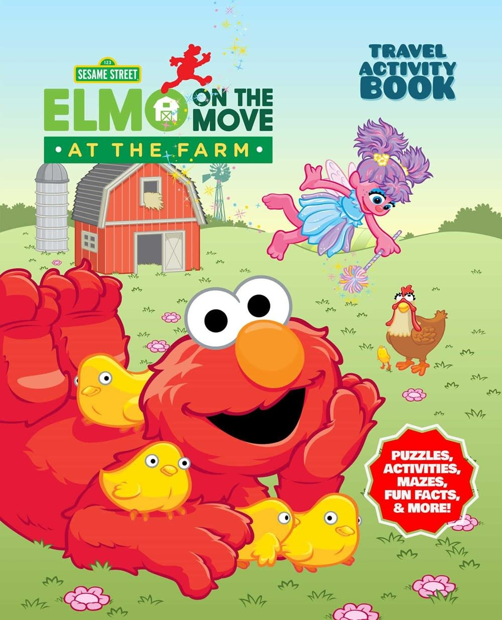 Sky Pony Sesame Street: Elmo on the Move: At the Farm