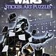 Thunder Bay Press Star Wars: Sticker Art Puzzles