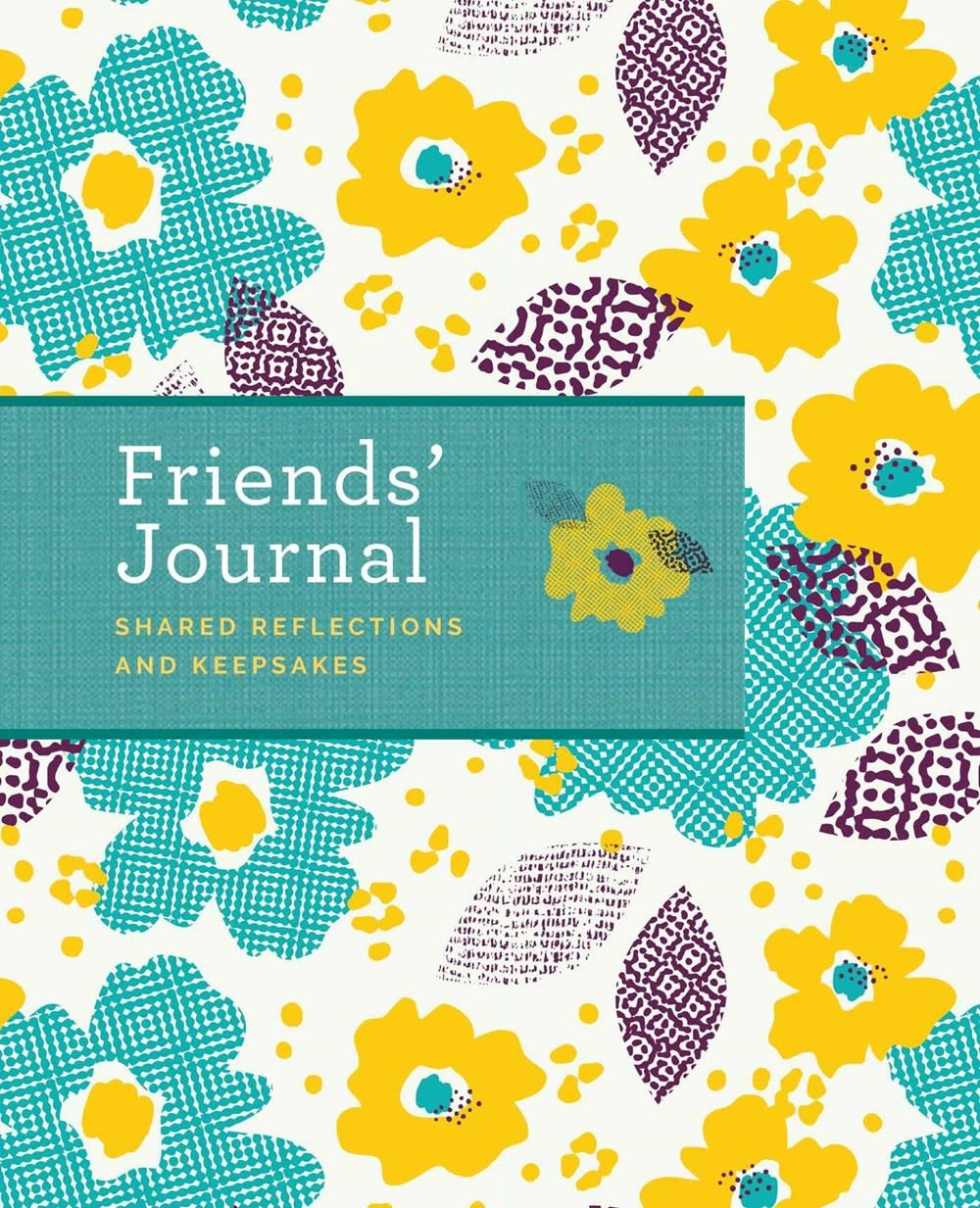 Weldon Owen Friends' Journal: Shared Reflections and Keepsakes