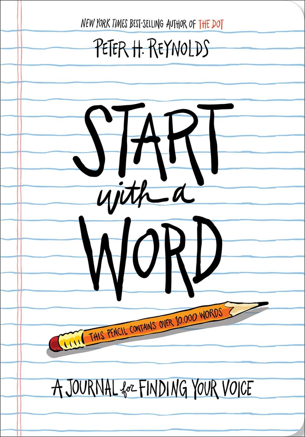 Abrams Noterie Just Start: Start with a Word (Guided Journal)