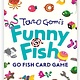 Chronicle Books Taro Gomi's Funny Fish: Go Fish Card Game