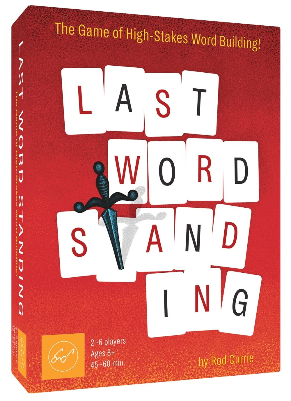Chronicle Books Last Word Standing: Game of High-Stakes World-Building