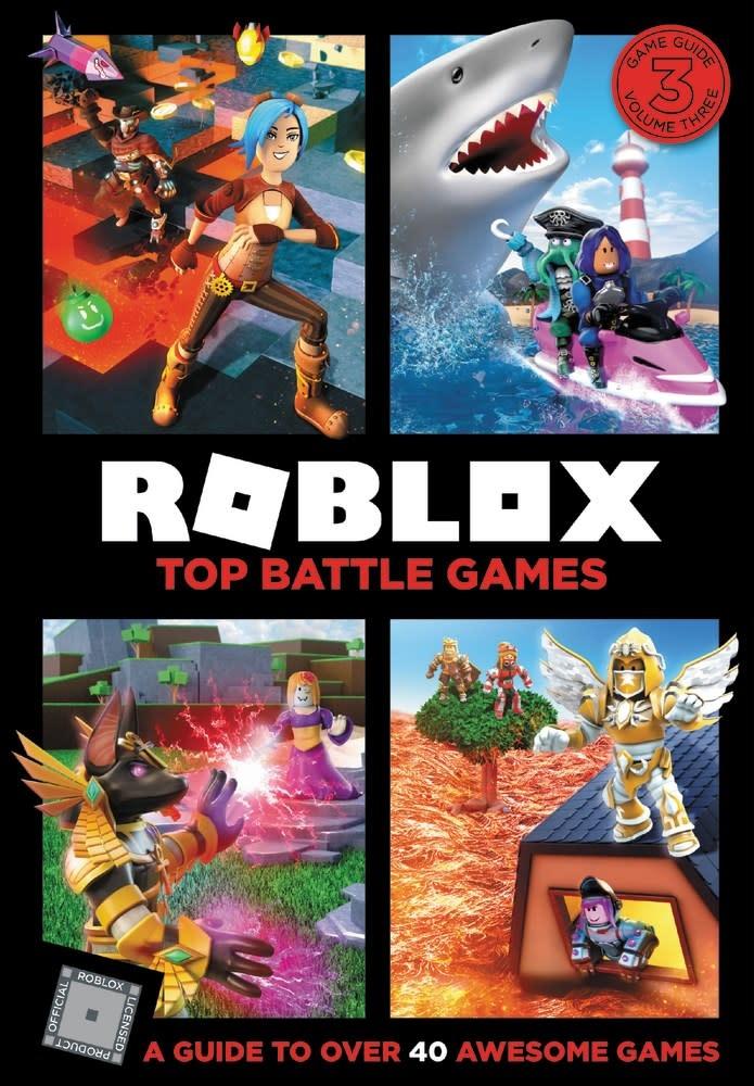 HarperCollins Roblox: Top Battle Games