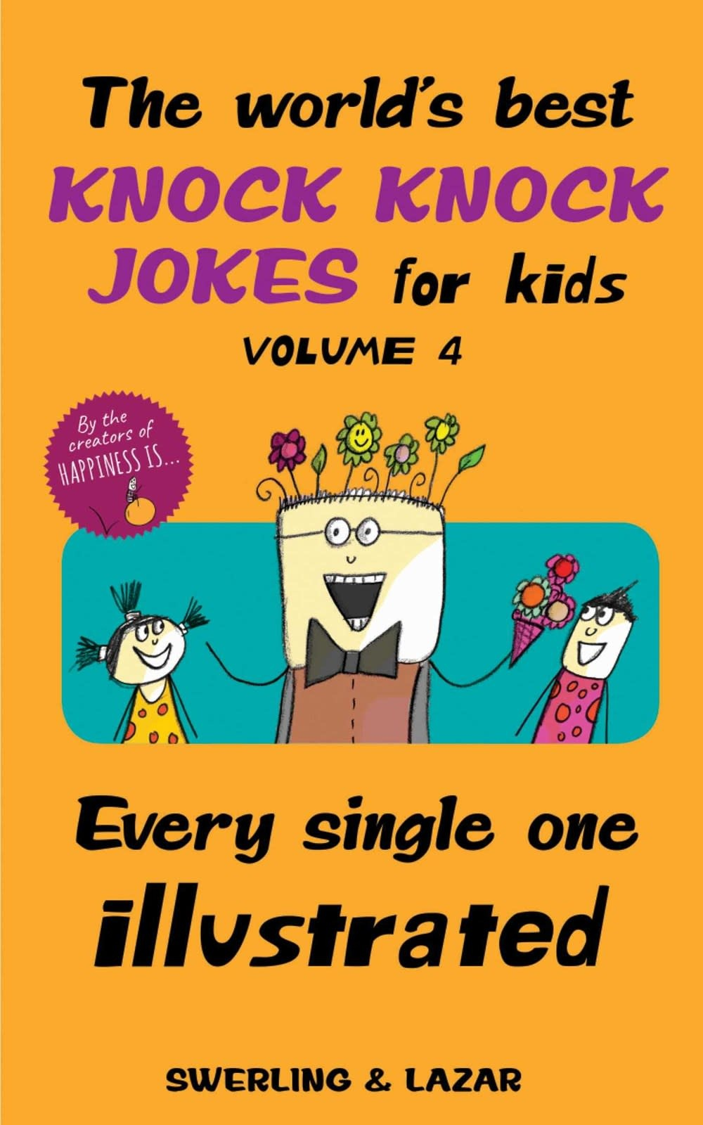 Andrews McMeel Publishing World's Best Knock Knock Jokes for Kids Volume 4