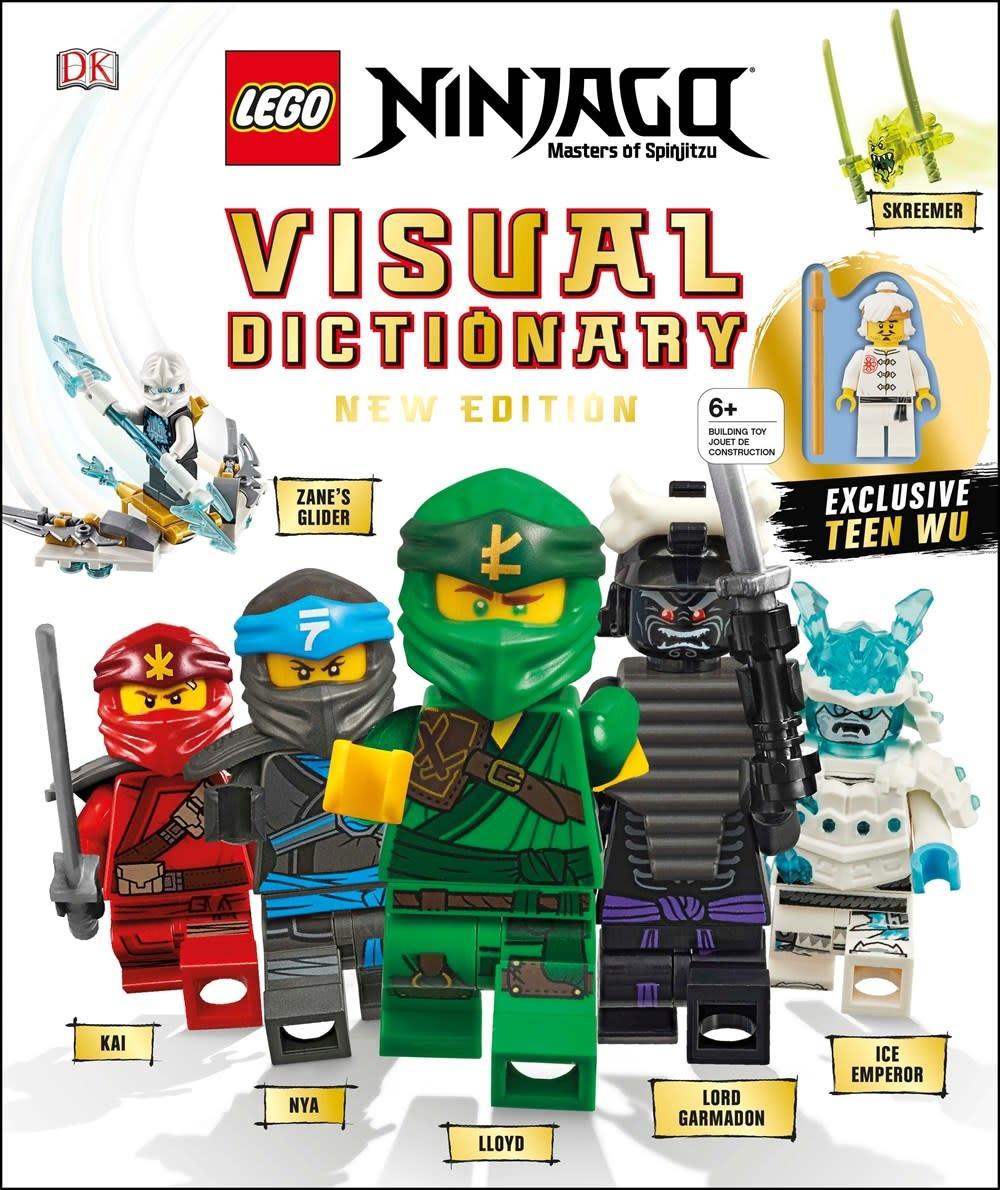 DK Children LEGO NINJAGO Visual Dictionary (New Ed.)