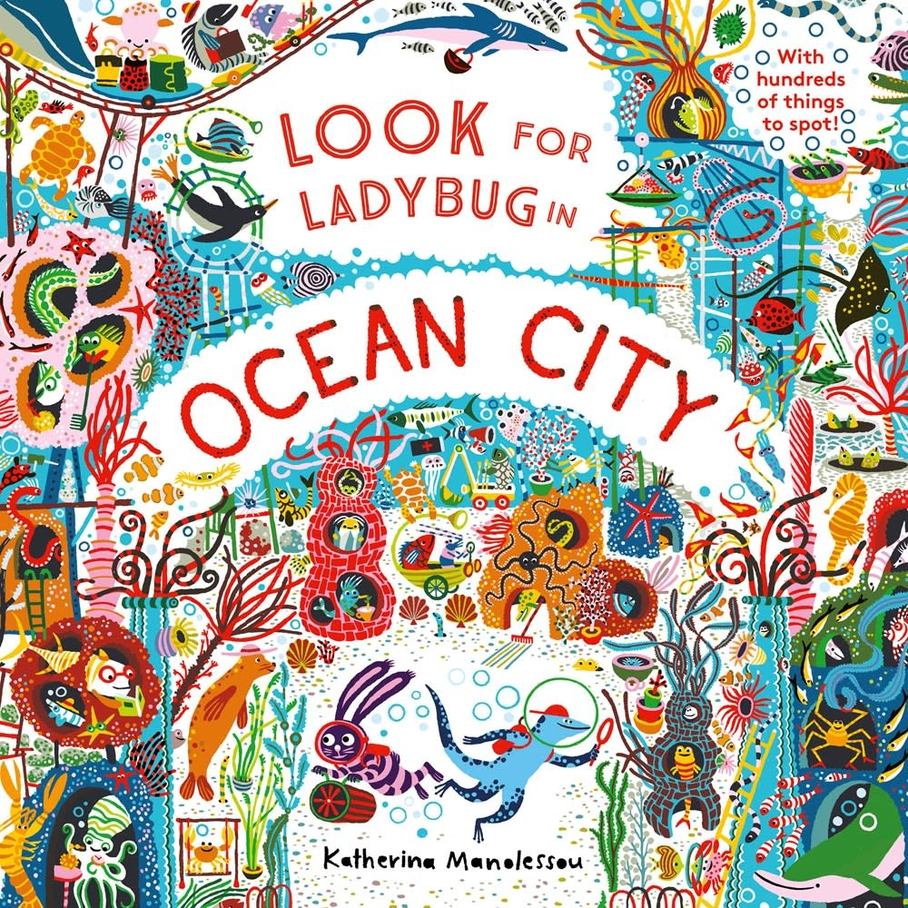 Lincoln Children's Books Look for Ladybug in Ocean City