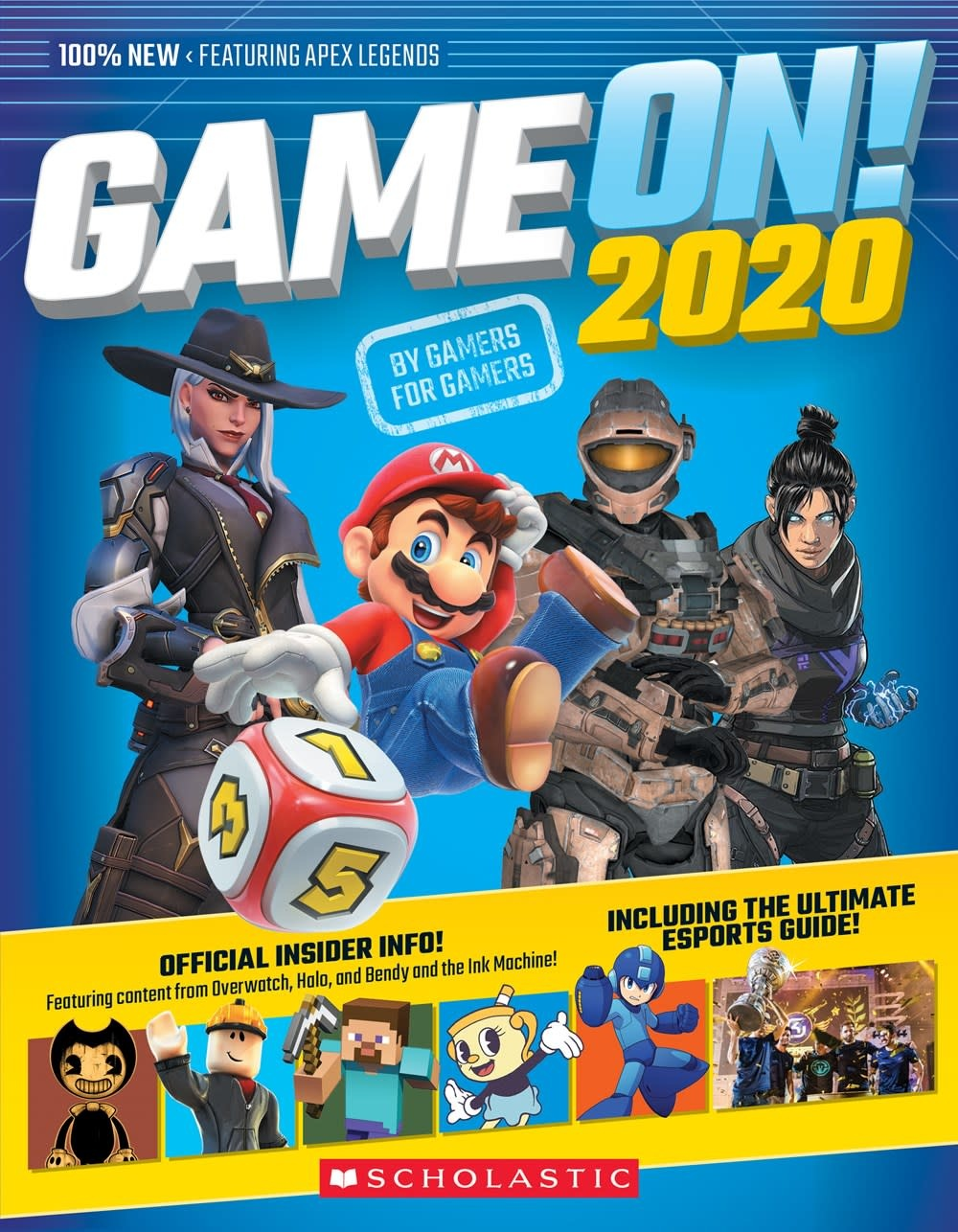 Scholastic Inc. Game On! 2020