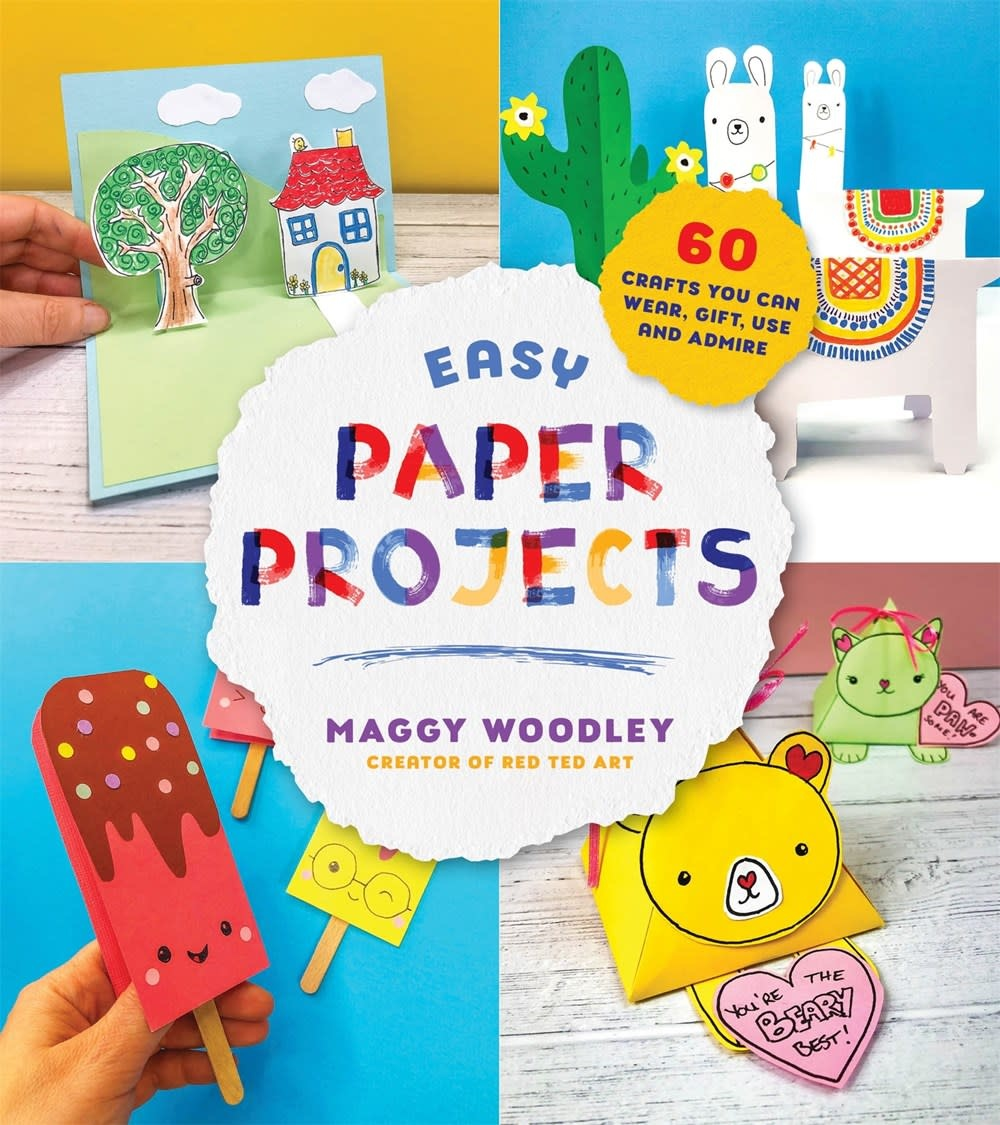 Page Street Publishing Easy Paper Projects