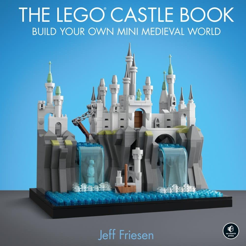 No Starch Press LEGO Castle Book: Build Your Own Mini Medieval...