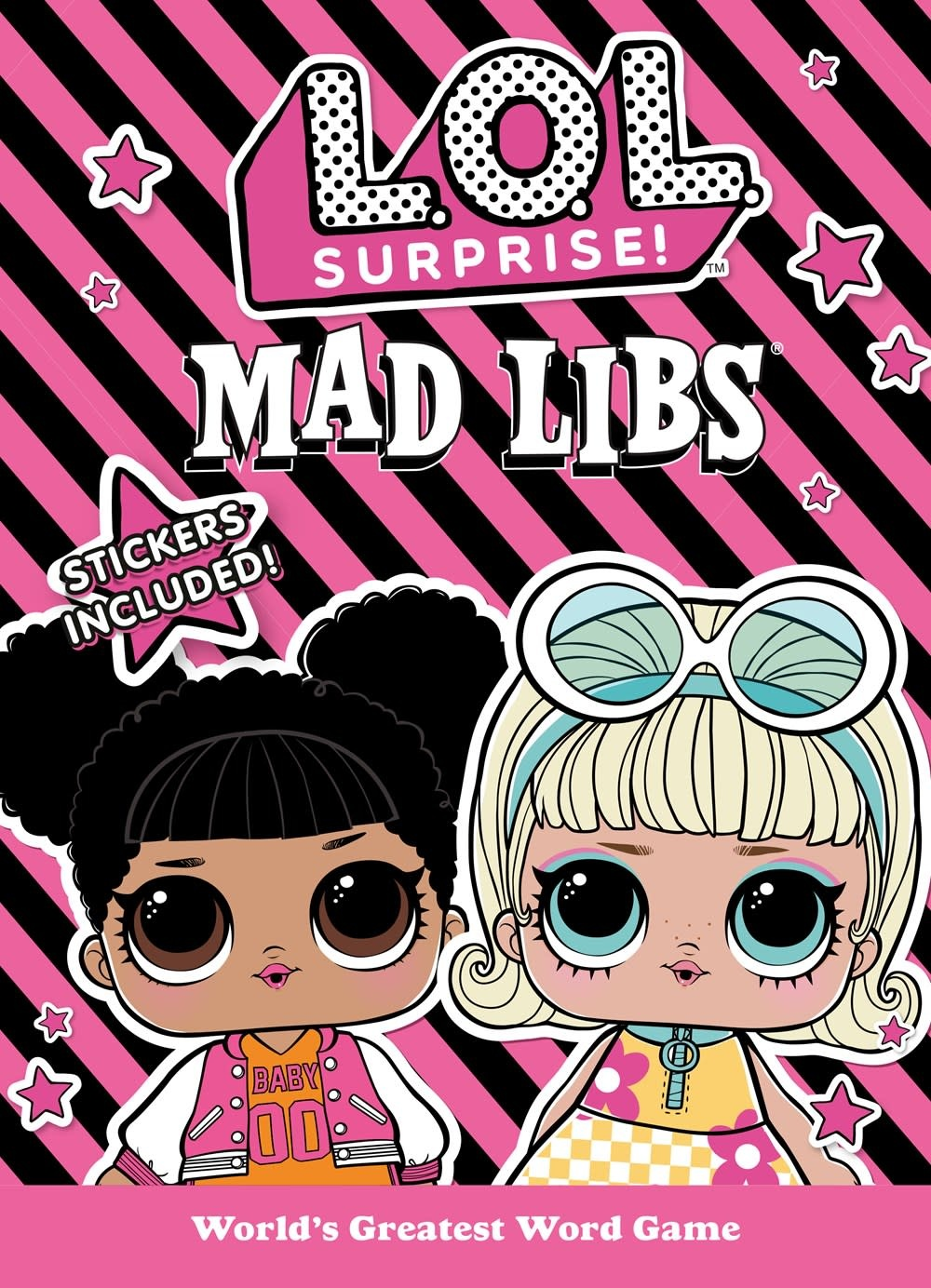 Mad Libs Mad Libs: LOL Surprise