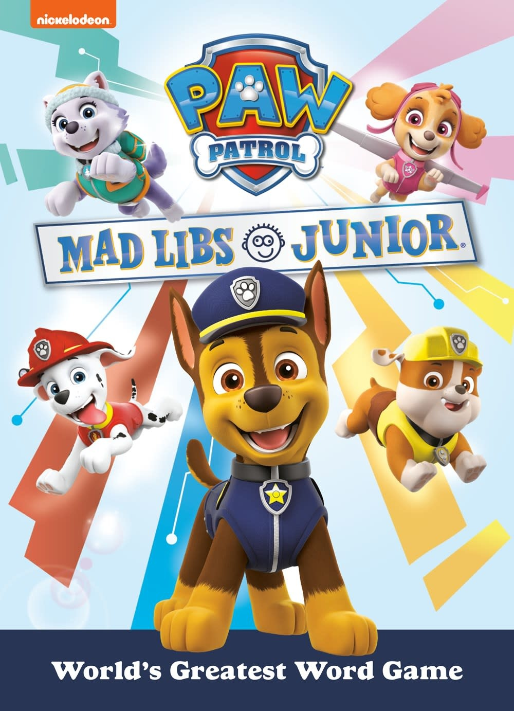 Mad Libs Mad Libs Junior: PAW Patrol