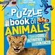National Geographic Children's Books Nat Geo Kids Puzzle Book: Animals