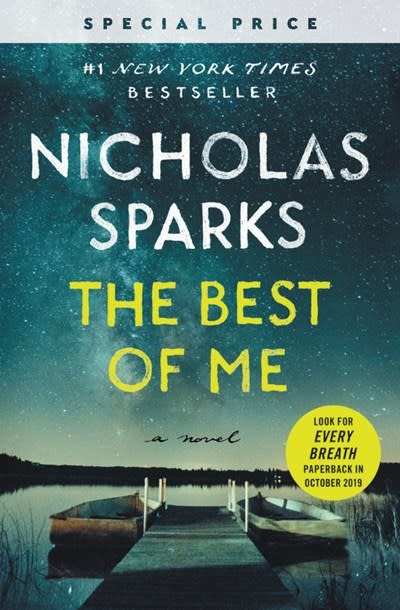 Grand Central Publishing The Best of Me