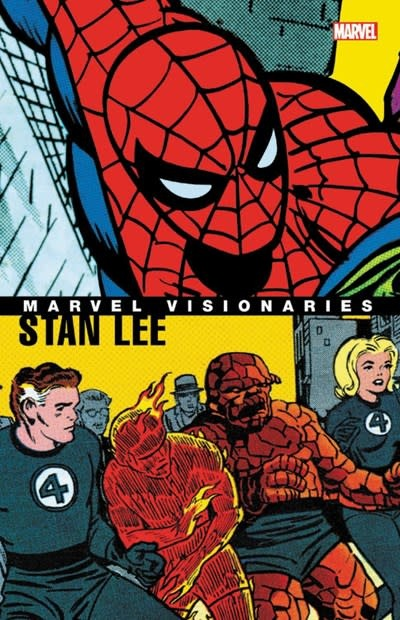 Marvel Marvel Visionaries: Stan Lee