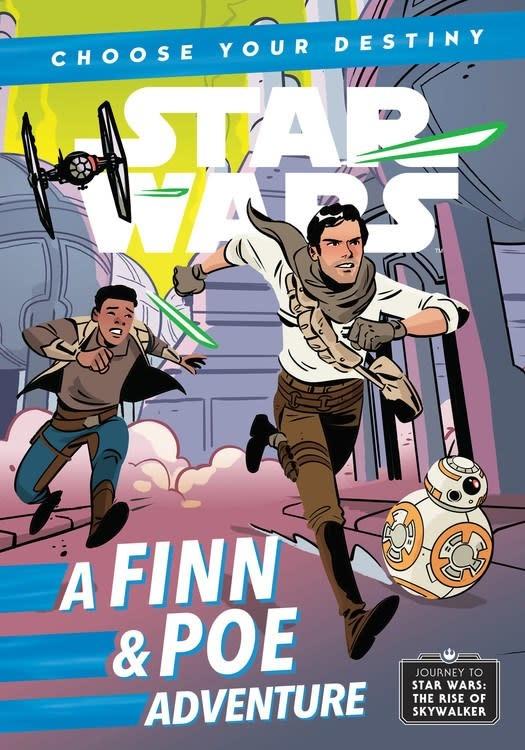 Disney Lucasfilm Press Star Wars The Rise of Skywalker: A Finn & Poe Adventure