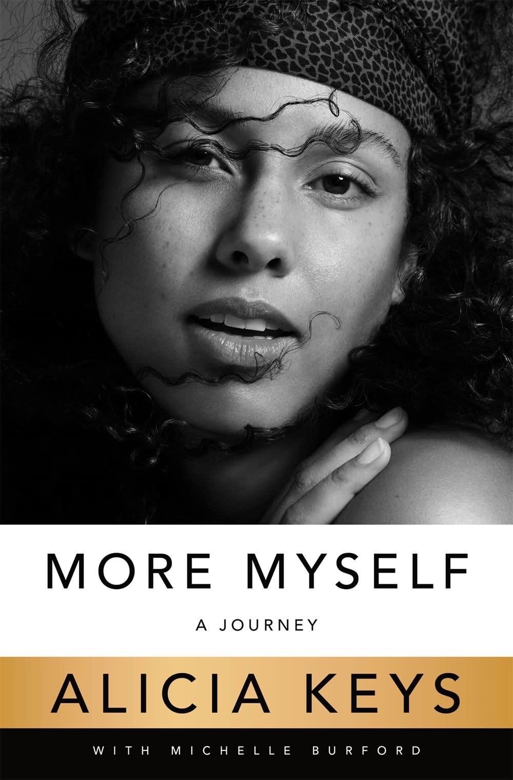Flatiron Books More Myself: A Journey