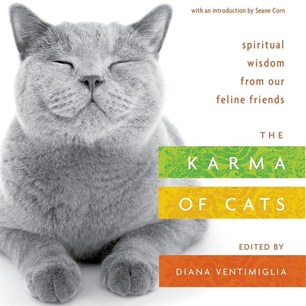 Sounds True The Karma of Cats: Spiritual Wisdom from Our Feline Friends