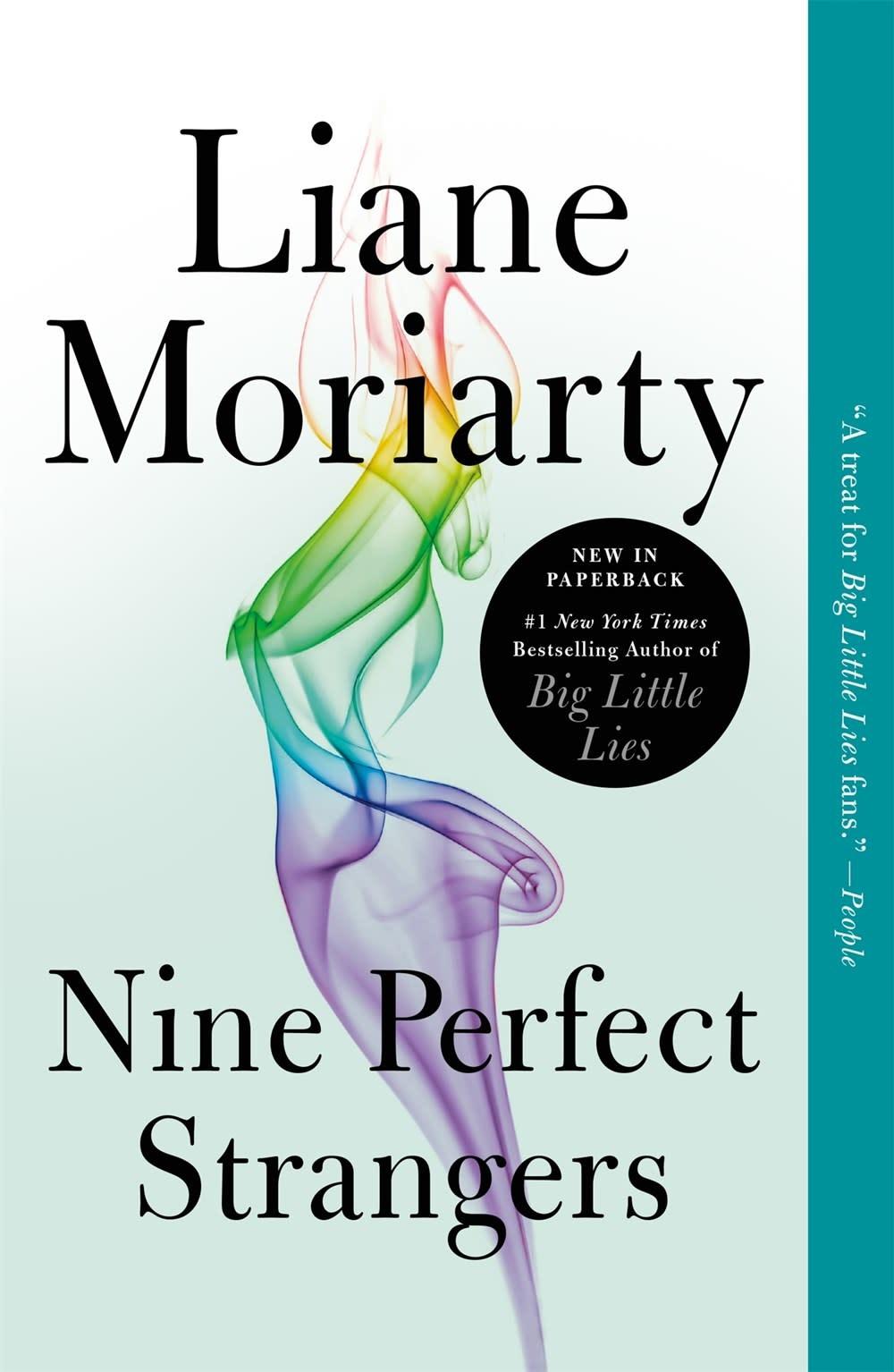 Flatiron Books Nine Perfect Strangers
