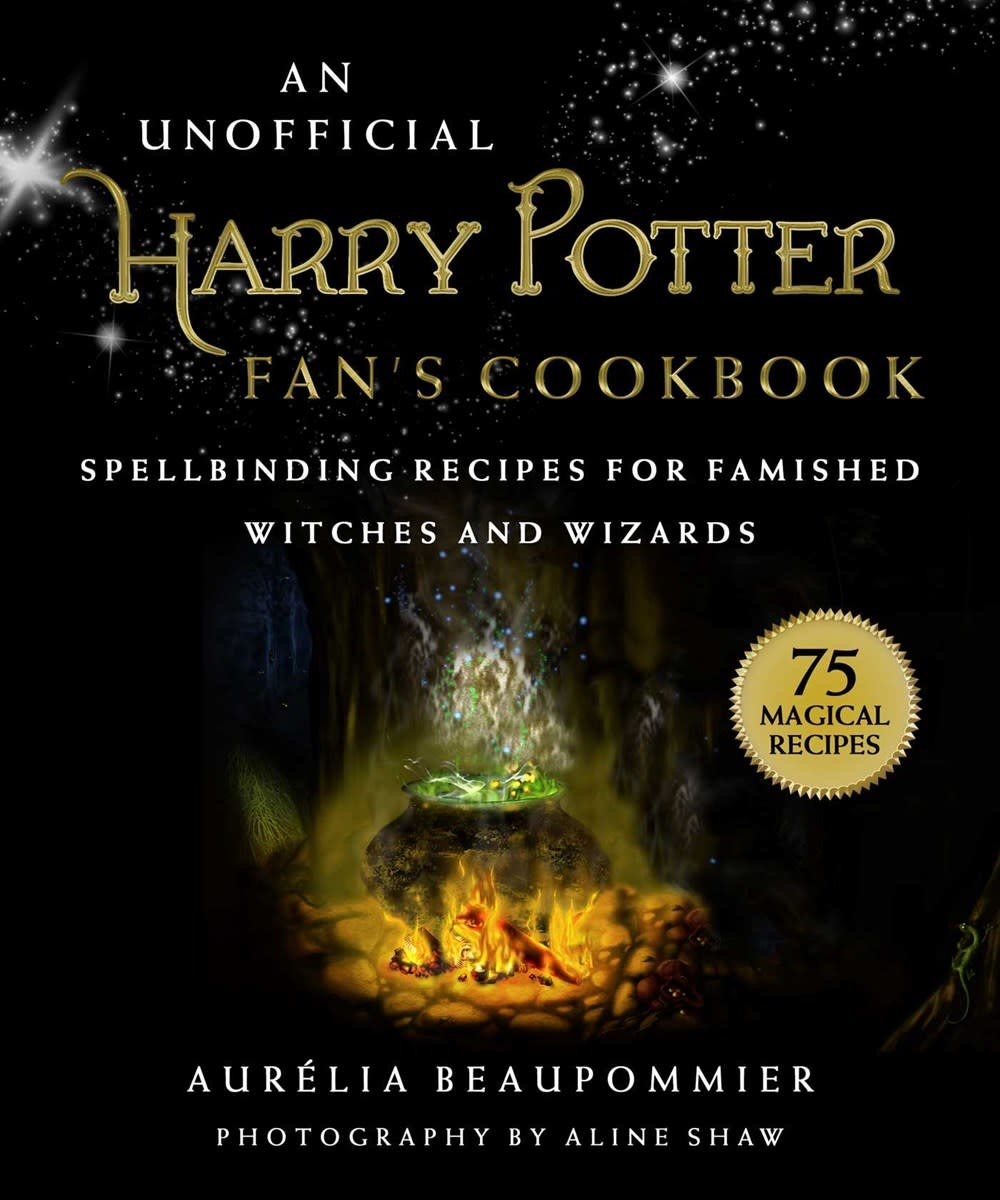 Racehorse Harry Potter Fan's Cookbook (Unofficial)