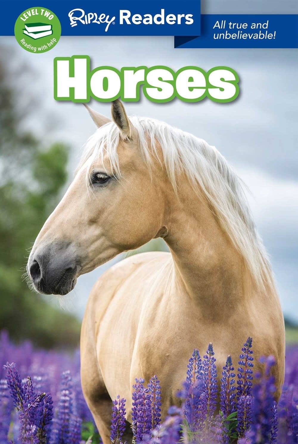 Ripley Publishing Horses (Ripley Readers, Lvl 2)