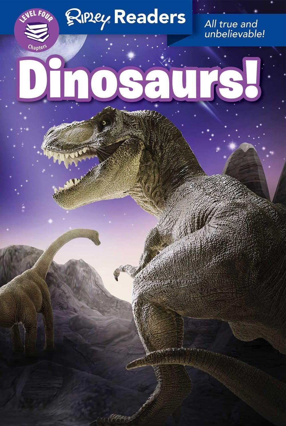 Ripley Publishing Dinosaurs! (Ripley Readers, Lvl 4)