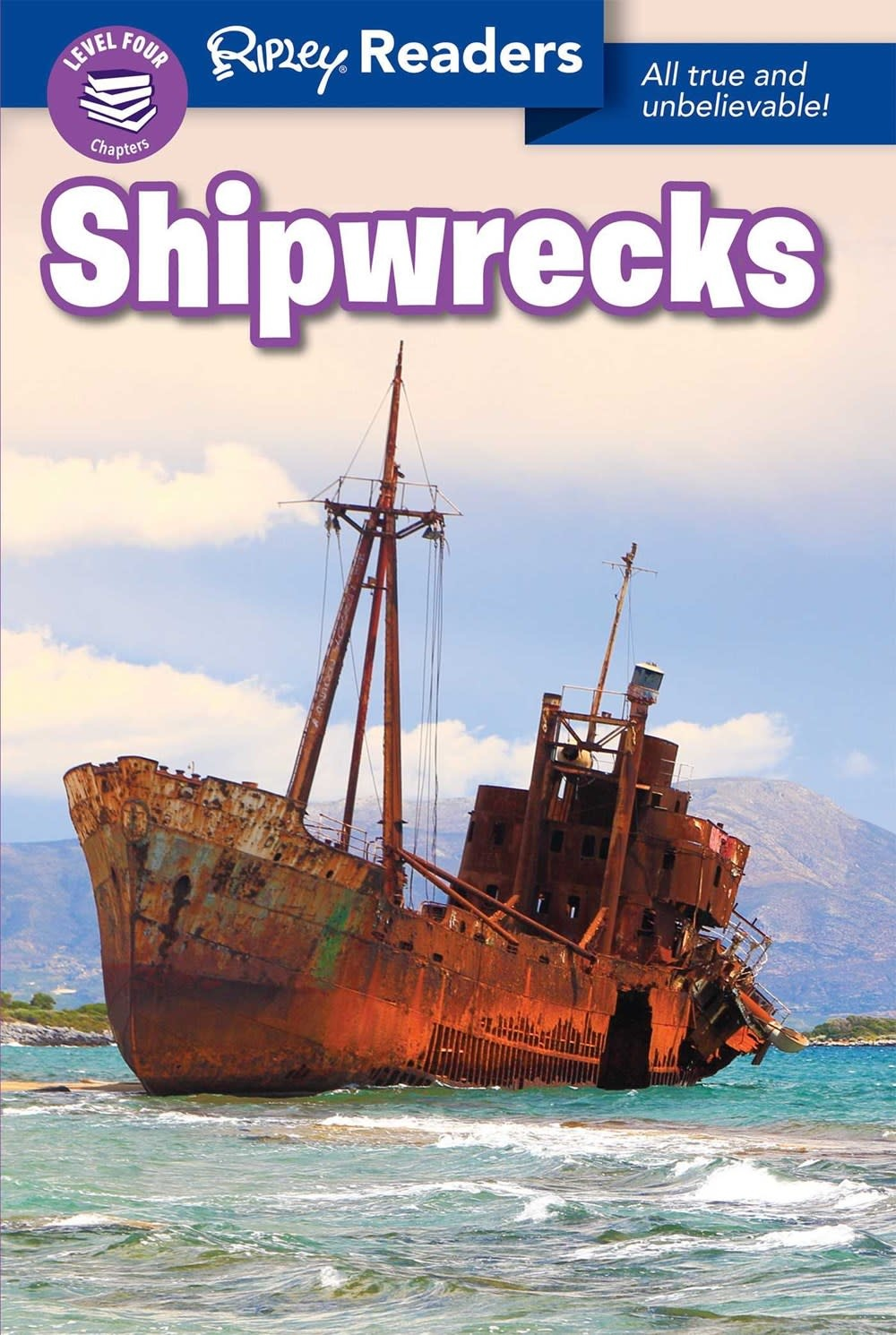 Ripley Publishing Shipwrecks (Ripley Readers, Lvl 4)