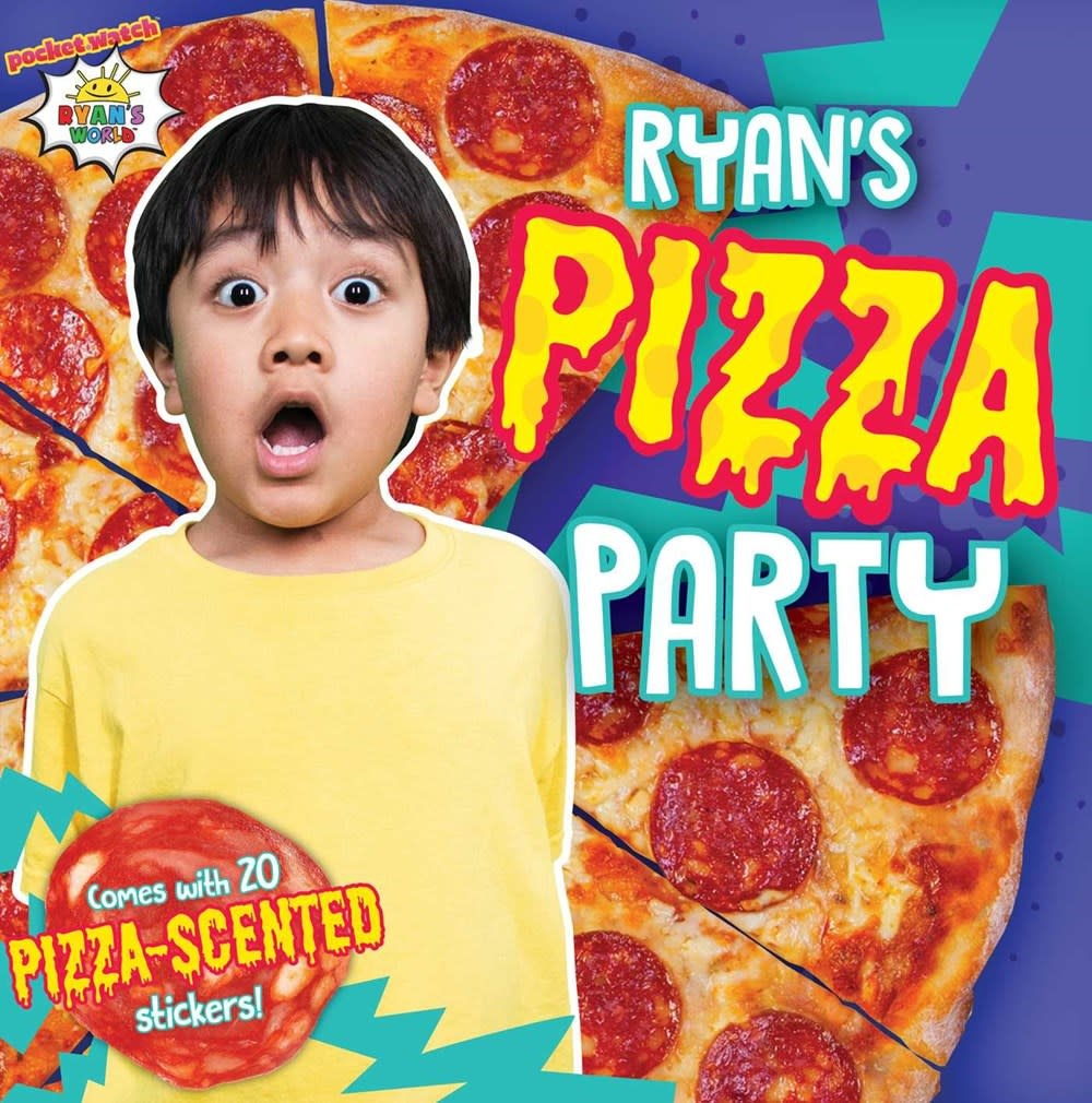 Simon Spotlight pocket.watch: Ryan's Pizza Party
