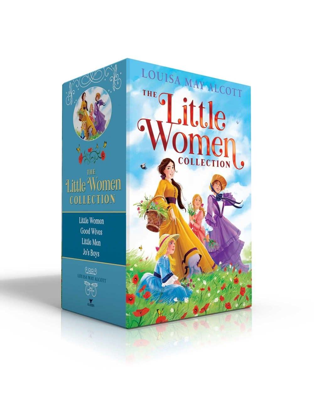 Aladdin The Little Women Boxed Set (4 Books)