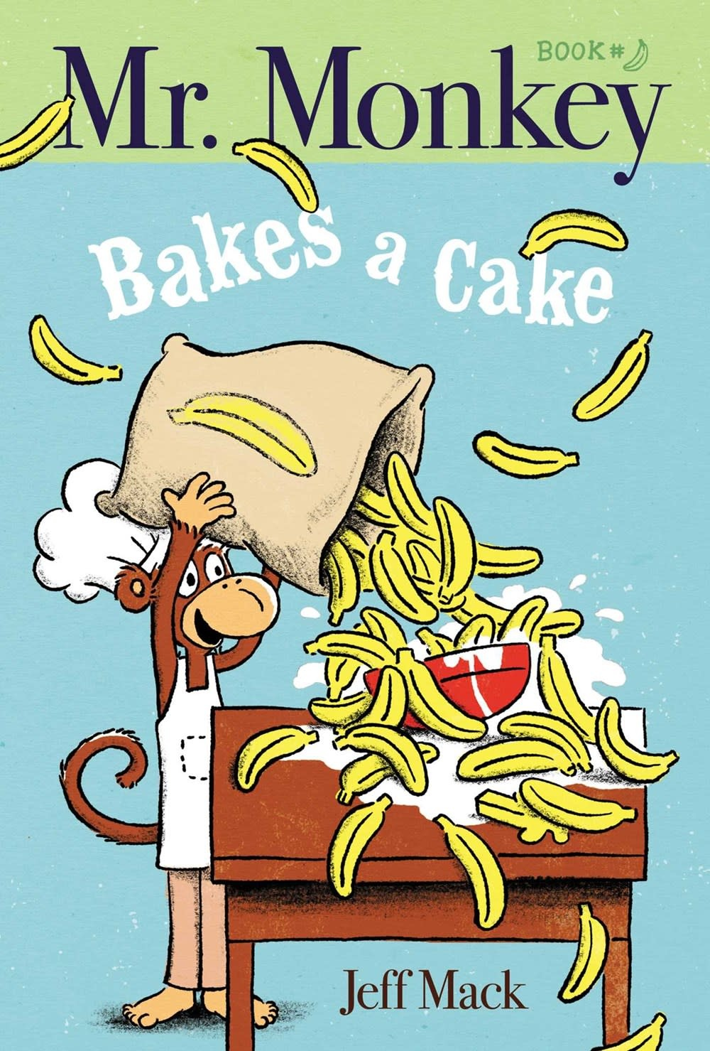 Simon & Schuster Books for Young Readers Mr. Monkey: Bakes a Cake