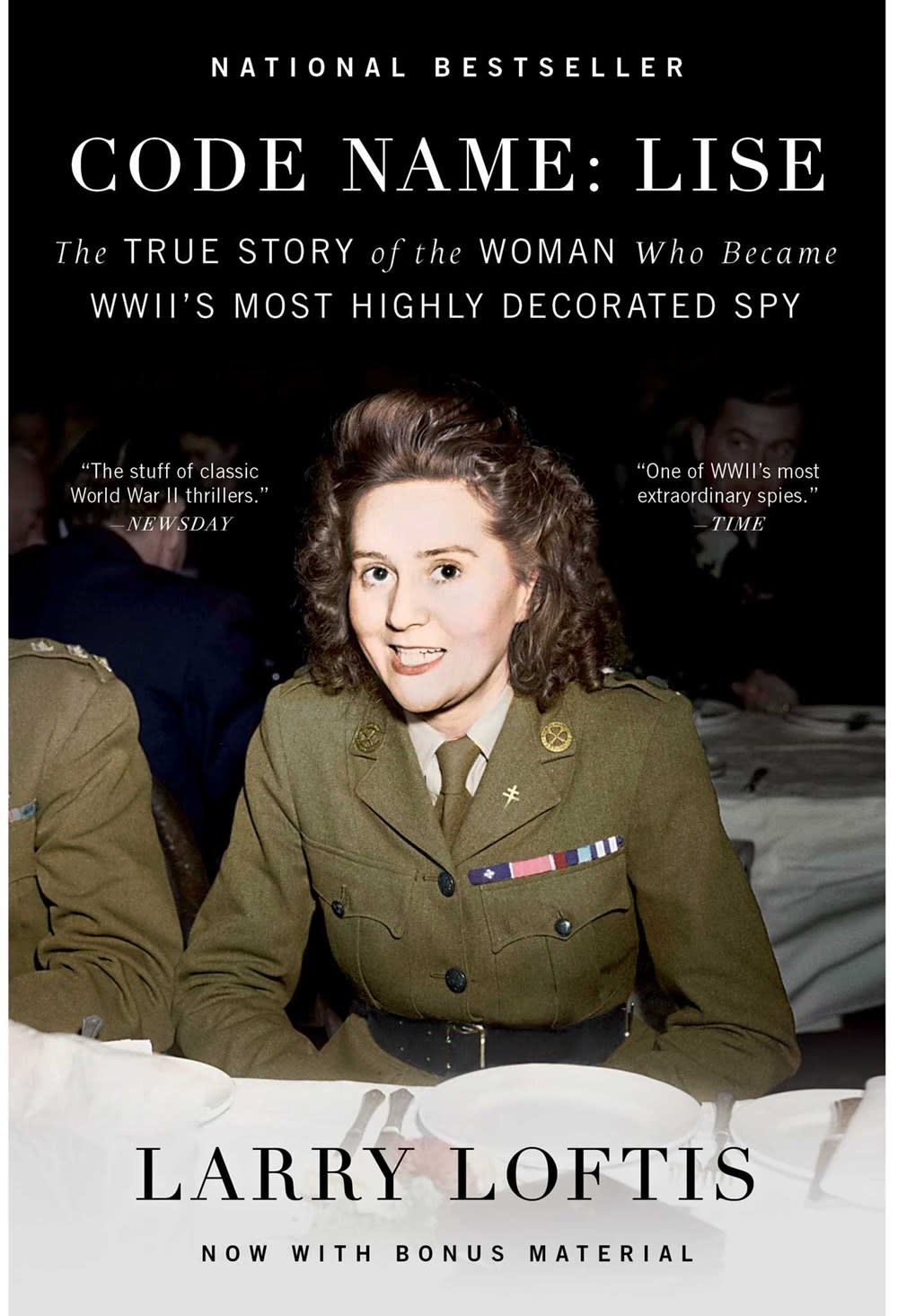 Gallery Books Code Name: Lise: ...WWII's Most Highly Decorated Spy