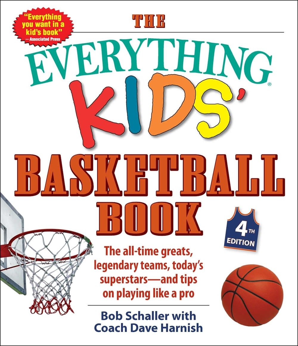 Adams Media The Everything Kids' Basketball Book (4th Ed.)