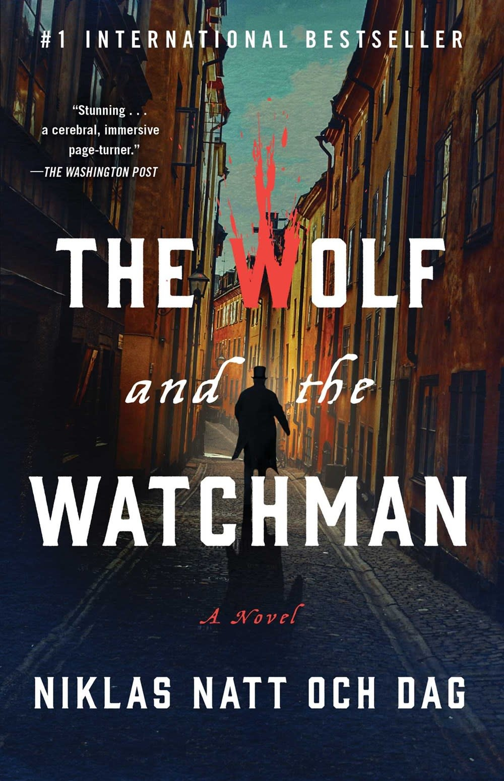 Washington Square Press The Wolf and the Watchman