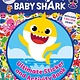 little bee books Pinkfong Baby Shark: Ultimate Sticker and Activity Book