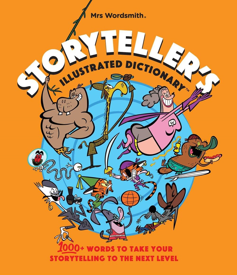 Mrs Wordsmith Inc. Storyteller's Illustrated Dictionary