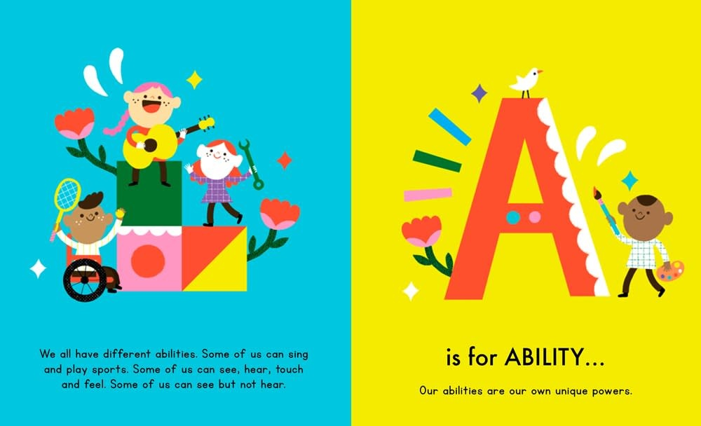 Frances Lincoln Children's Books An ABC of Equality
