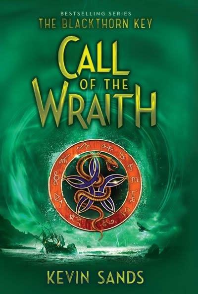 Aladdin The Blackthorn Key 04 Call of the Wraith
