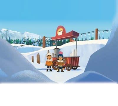 HarperCollins Molly of Denali: A-Maze-ing Snow