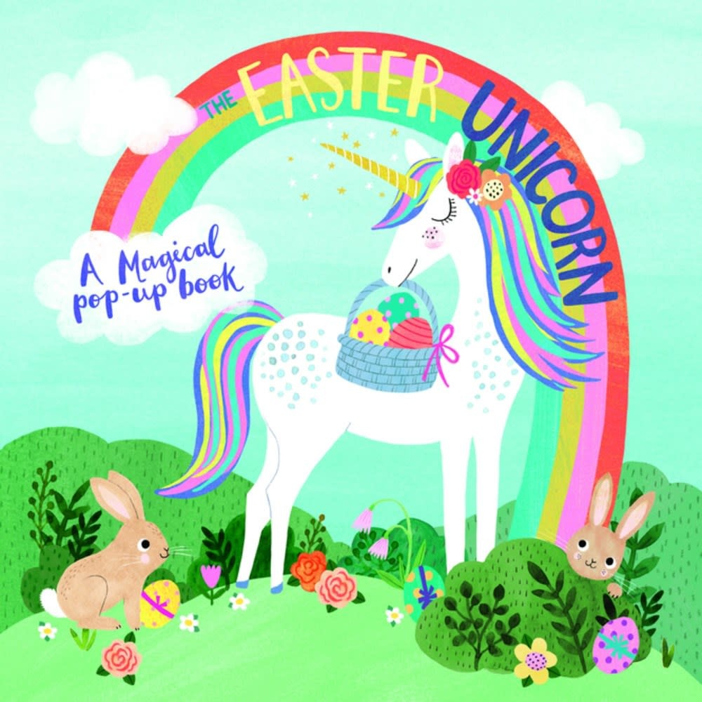 Jumping Jack Press The Easter Unicorn: A Magical Pop-Up Book