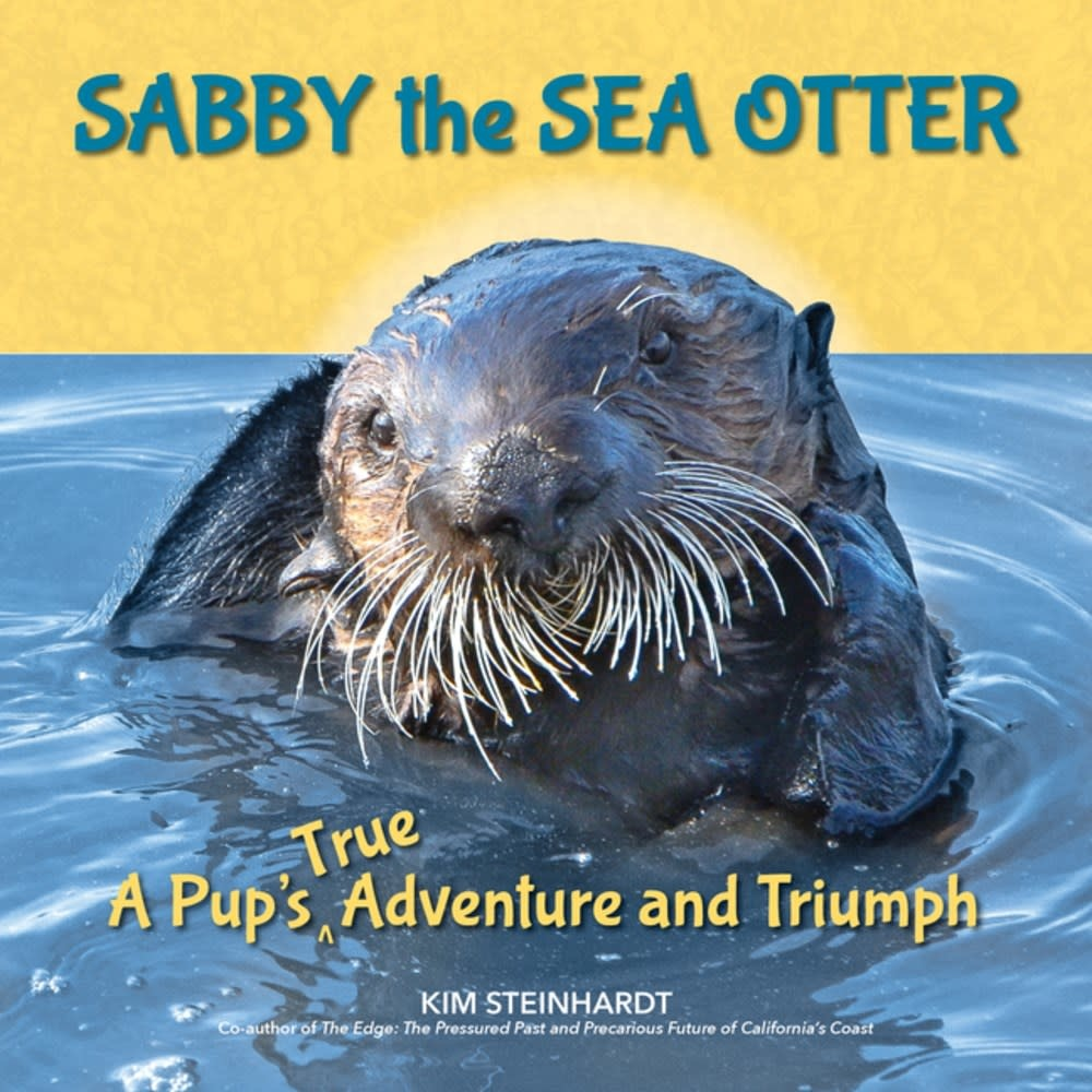 Craven Street Books Sabby the Sea Otter: A Pup's True Adventure and Triumph