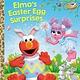 Golden Books Sesame Street: Elmo's Easter Egg Surprises