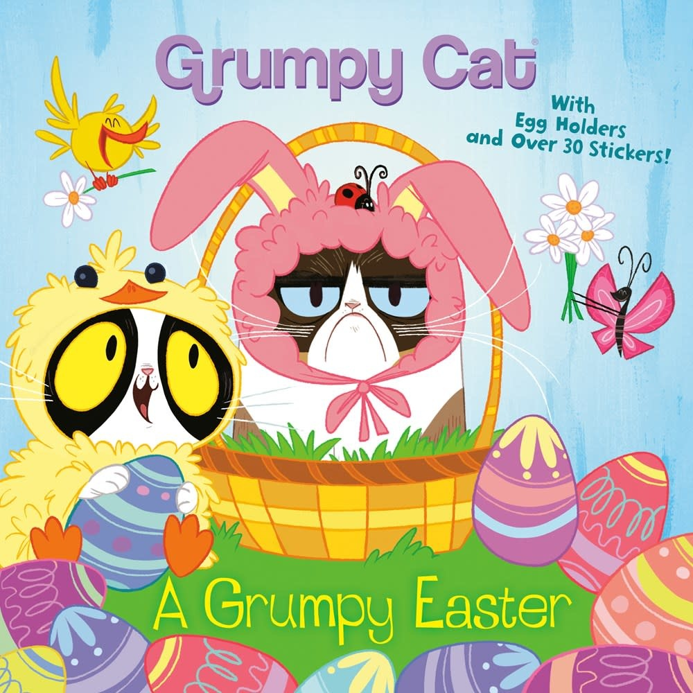 Random House Books for Young Readers Grumpy Cat: A Grumpy Easter