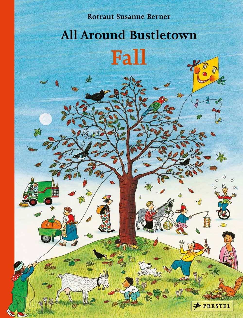 Prestel Junior All Around Bustletown: Fall