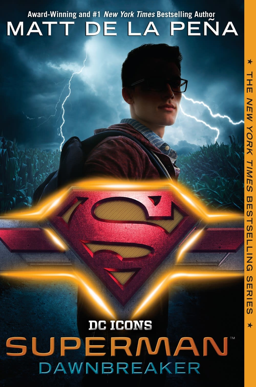 Ember DC Icons: Superman: Dawnbreaker